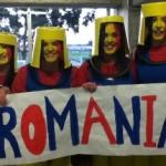 Bucket Head Kiwi Romanian Fans