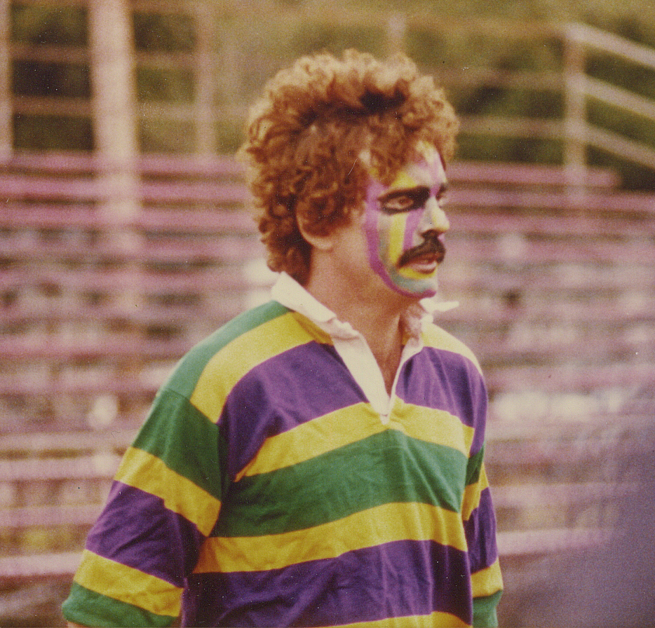 Fran The Man - New Orleans RFC 1983