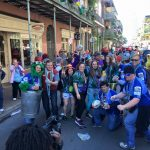 New Orleans bound Mardi Gras rugby players are invited to participate in the 2nd Annual Krewe of Ruckus